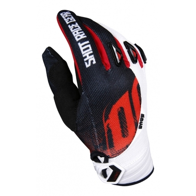 "Gants SHOT Devo venom red ""Junior"""