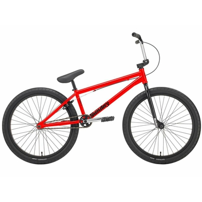 "Bmx SUNDAY Model C 24"" red limited edition 2019"