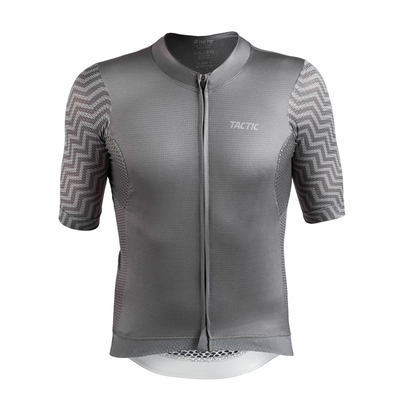 Maillot TACTIC Hard Day Colorado gris