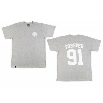 Tee shirt BSD Athletic heather grey