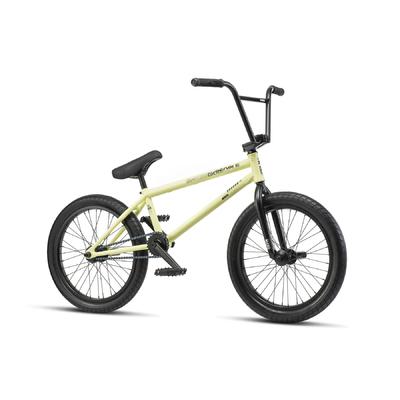 "Bmx WETHEPEOPLE Reason freecoaster 20.75"" matt pastel yellow 2019"