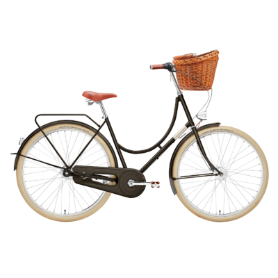Vélo CREME Holymoli Doppio Lady black