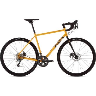 Vélo GENESIS Croix de fer 20 yellow 2019