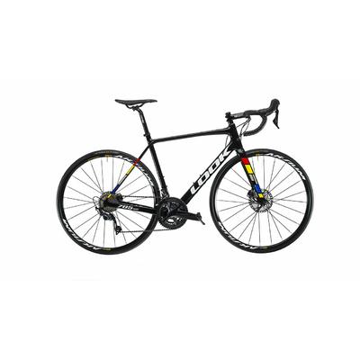 Vélo LOOK 785 Huez disc proteam black Ultegra