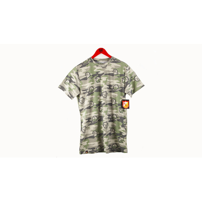 Tee shirt S&M Camo Shield
