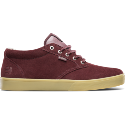 Shoes ETNIES Jameson Mid Crank burgundy