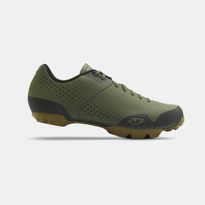Shoes GIRO Privateer Lace olive/gum