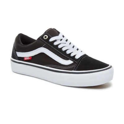 Shoes VANS Old Skool Pro black/white
