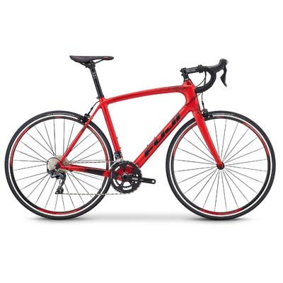 Vélo route FUJI Gran Fondo Classico 1.3 satin red 2019
