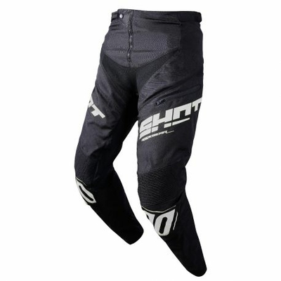Pantalon SHOT Rogue black/white