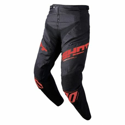 Pantalon SHOT Rogue black/red