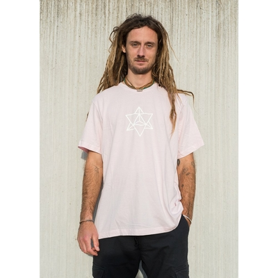 Tee shirt MARIE JADE Joris Coulomb pink