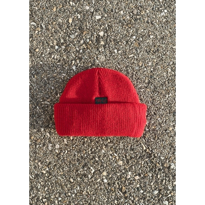 Bonnet MARIE JADE Classic Patch Red