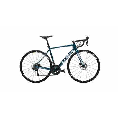 Vélo LOOK Huez disc metallic blue 2019