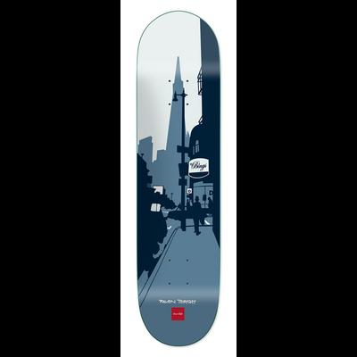 Planche de skate CHOCOLATE City Serie Tershy 8.25