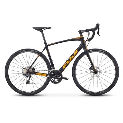 Vélo route FUJI Gran Fondo 1.5 satin black 2019