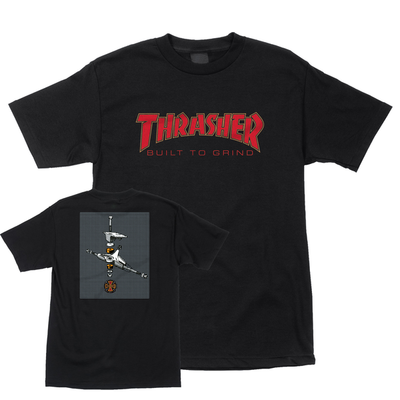 Tee shirt INDEPENDENT Thrasher BTG