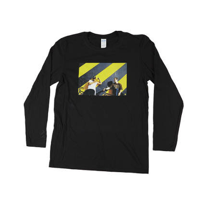 Tee shirt DIG tom vs edwin long sleeve