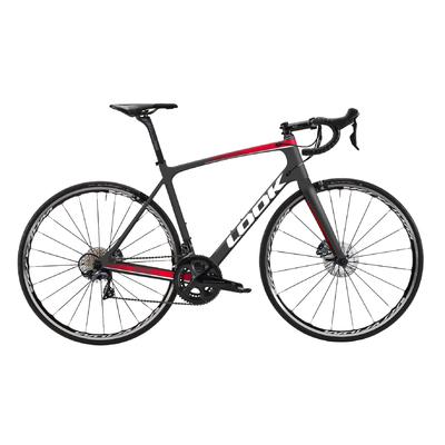 Vélo LOOK 765 Optimum disc grey mat 105 2019