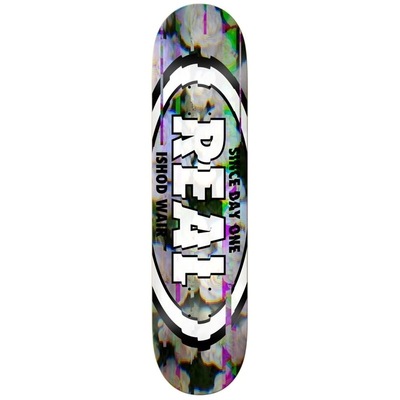 """Planche REAL Glitch Oval Ishod 8.5"""""""