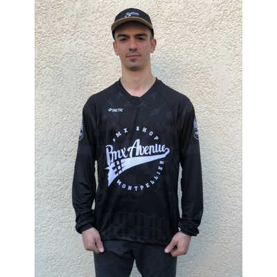 MAILLOT BMX AVENUE RACE/ENDURO