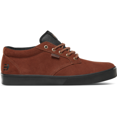 Shoes ETNIES Jameson Mid Crank brown/black