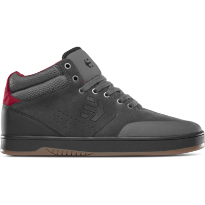 Shoes ETNIES Marana Michelin mid crank dark grey/black/red