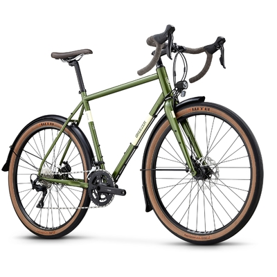 Vélo BREEZER Doppler team 2019