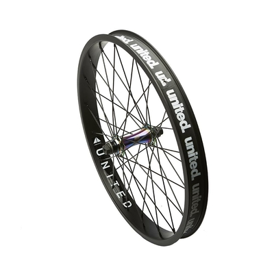 Roue UNITED Supreme V2 avant oil slick