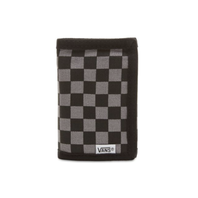 Wallet VANS Slipped black/gunmetal grey