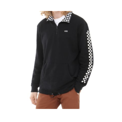 Sweat capuche VANS Versa black/checkerboard