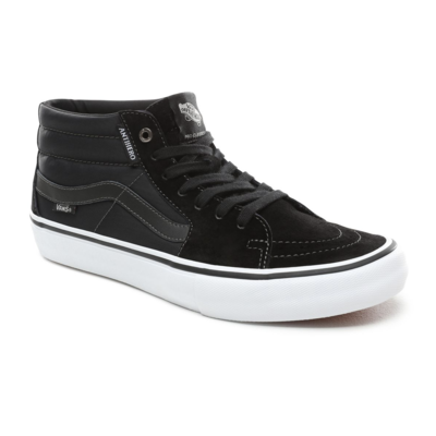 Shoes VANS SK8-MID Antihero Pro grosso/white