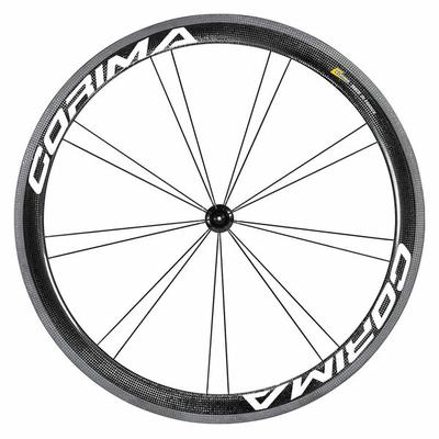 Roue CORIMA WS Black 47mm pneu avant