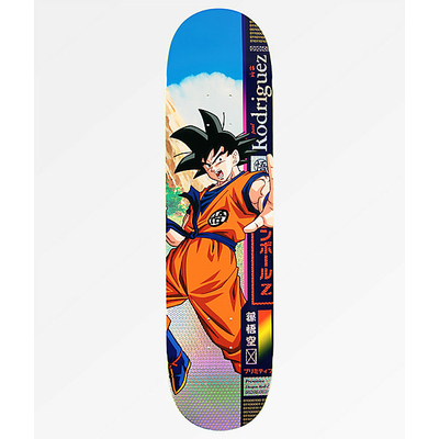 "Planche PRIMITIVE DBZ Rodriguez Goku 8.5"""