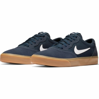 Shoes NIKE SB Chron SLR navy/gum