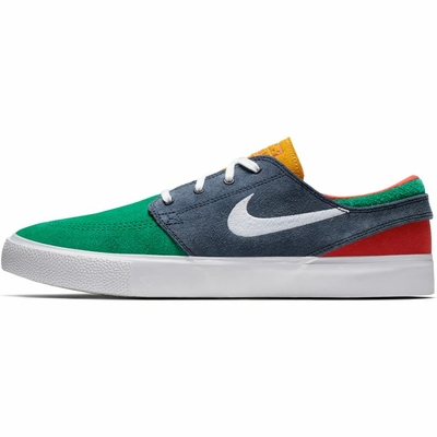 Shoes NIKE SB Janoski RM lucid green/white