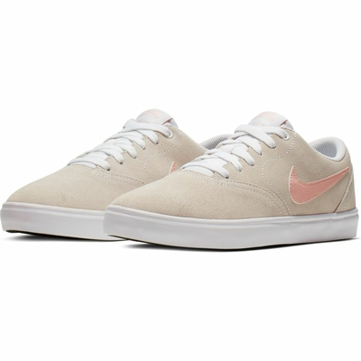 Shoes NIKE SB Check Solar Soft white/washed coral
