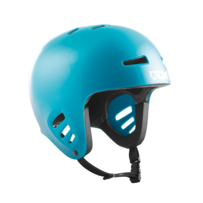 Casque TSG Dawn solid color dark cyan