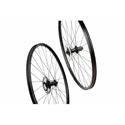 Paire de roues HUNT 4 season Gravel disc X Wide