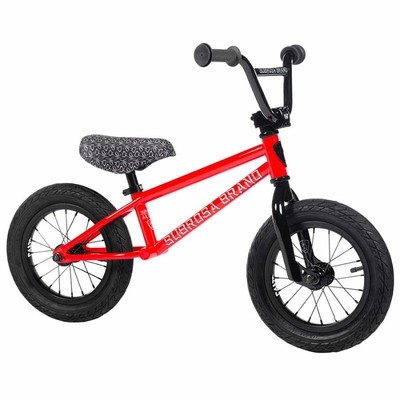 "DRAISIENNE SUBROSA ALTUS BALANCE 12"" LIGHT RED 2020"