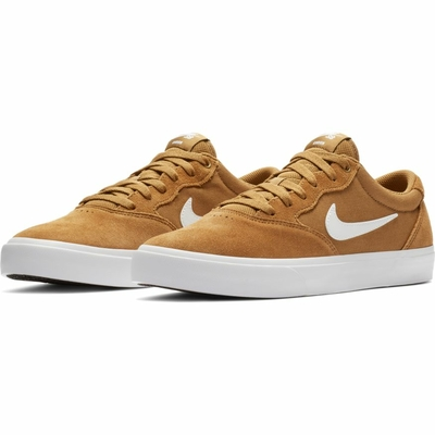 Shoes NIKE SB Chron golden beige