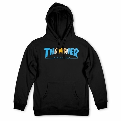 Sweat capuche THRASHER Argentina