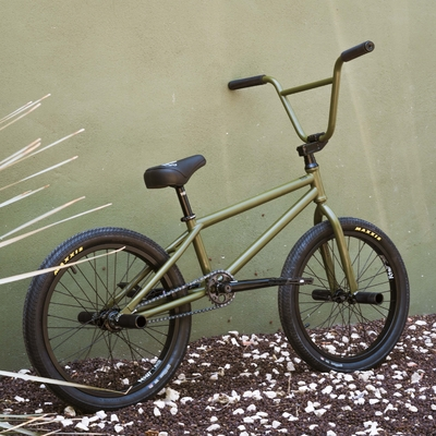 Bmx COAST Humble flat custom