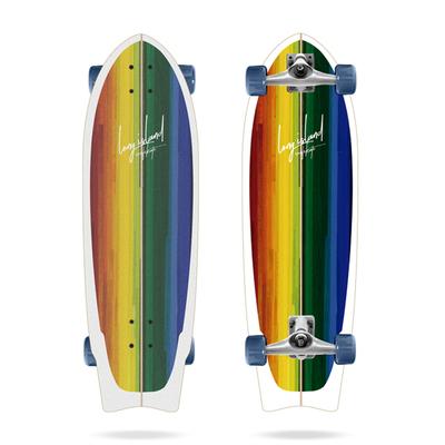 SURF SKATE LONG ISLAND KUALA 31*9.5*19