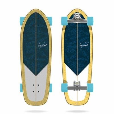 SURF SKATE LONG ISLAND PAPAYA 29.5*9.5*16.5