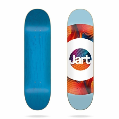 "PLANCHE JART ABSTRACT 8.0"" LC"