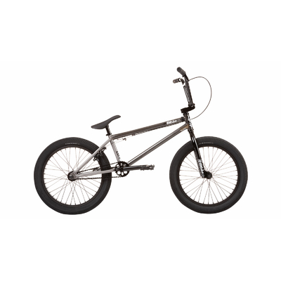 """BMX FITBIKECO SERIE ONE 21"""" TRANS CLEAR 2020"""