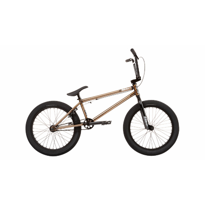 """BMX FITBIKECO SERIE ONE 21"""" TRANS GOLD 2020"""
