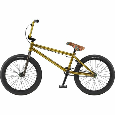 "BMX GT PERFORMER 21"" YELLOW 2020"