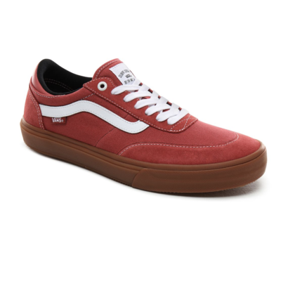 Shoes VANS Gilbert Crockett 2 pro (Gum) Mineral red/True white